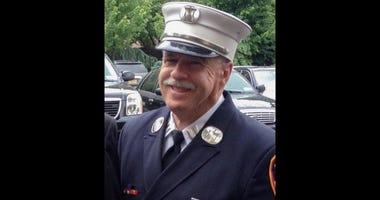 FDNY Captain Dennis Gilhooly