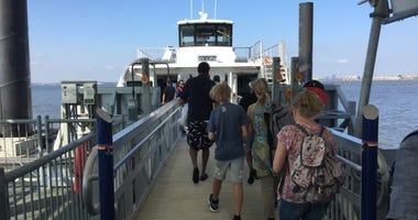Bronx ferry