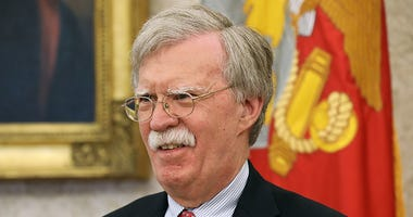 U.S. National Security Advisor John Bolton.