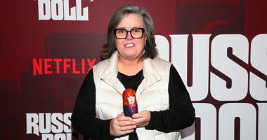 Rosie O'Donnell attends 'Russian Doll' Premiere at The Metrograph on January 23, 2019 in New York City.