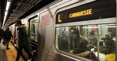 L train subway