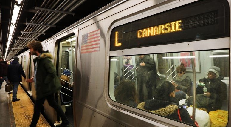 L train subway