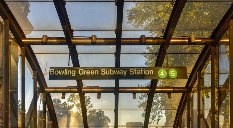 Bowling Green subway statoin