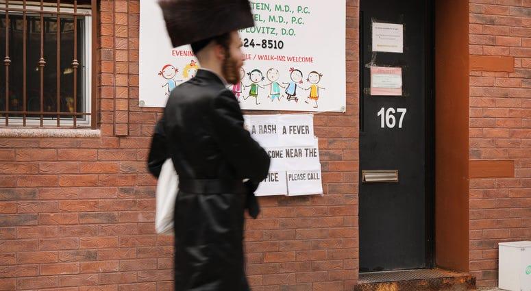Jewish neighborhoods in NYC to get 100 new security cameras