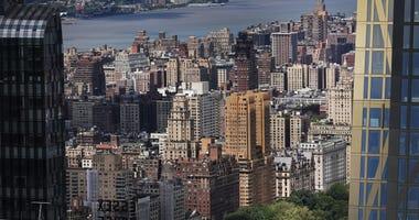 Upper West Side skyline
