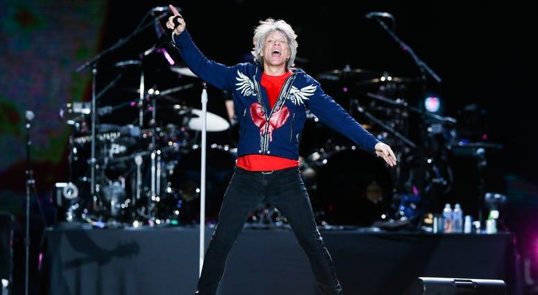 Bon Jovi cancels 2020 tour