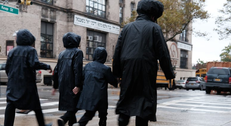 Jewish Orthodox community
