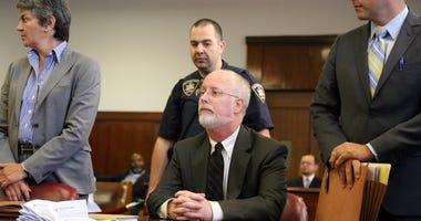 Dr. Robert Hadden appears in Manhattan Supreme Court on Thursday, September 4, 2014.