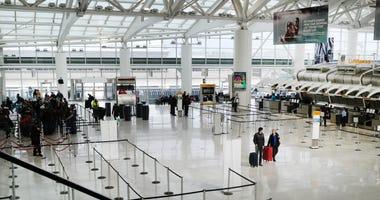 JFK Airport coronavirus