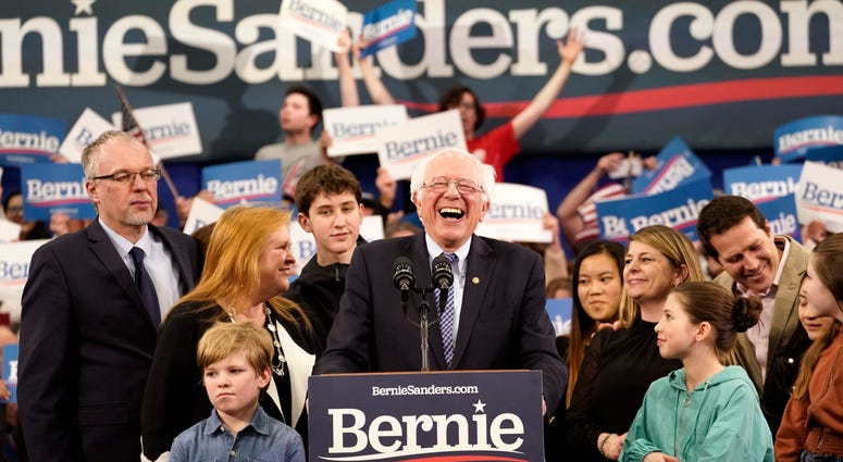 Bernie Sanders wins NH primary