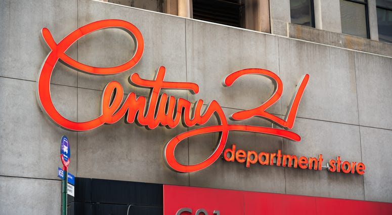 Century 21 in lower Manhattan