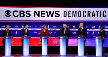 The South Carolina Democratic primary debate