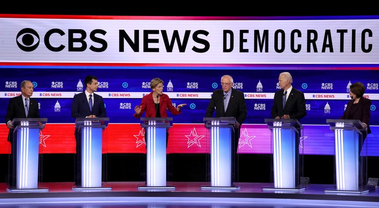 The South Carolina Democratic primary debate