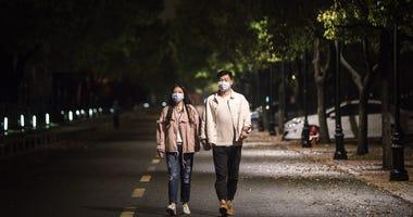 Coronavirus Wuhan, China