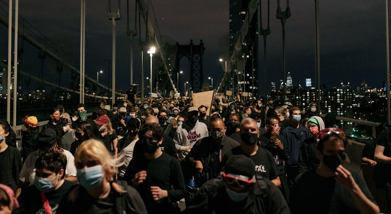 NYC protest day 6