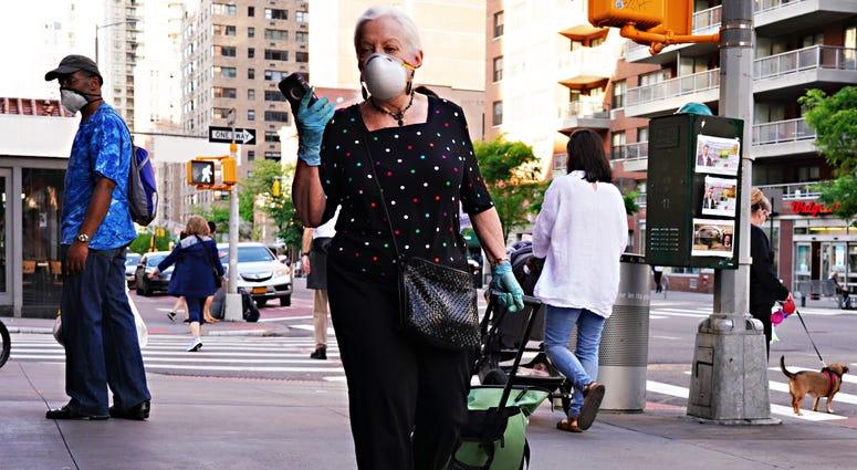 Coronavirus NYC
