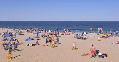 Coronavirus NJ Jersey Shore