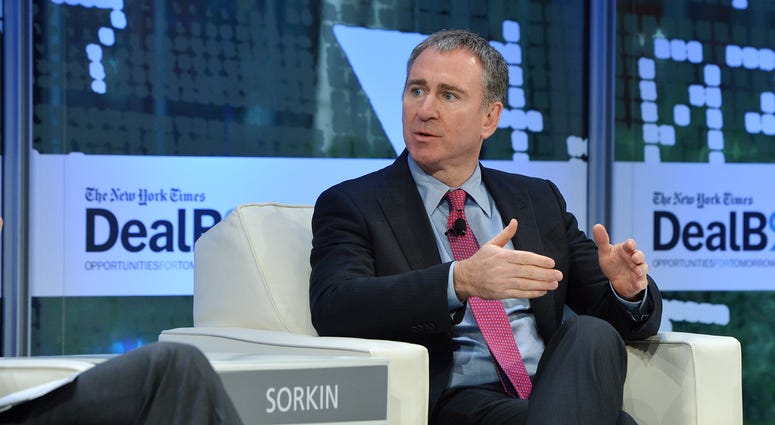 Ken Griffin buys $238M NYC mansion