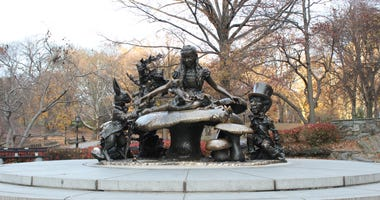 Alice in Wonderland Central Park
