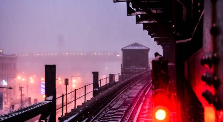 Elevated train