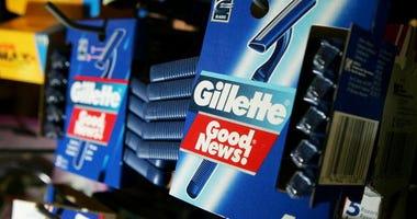 Gillette razors