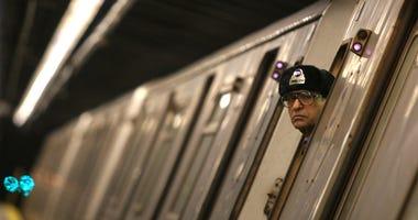 MTA worker