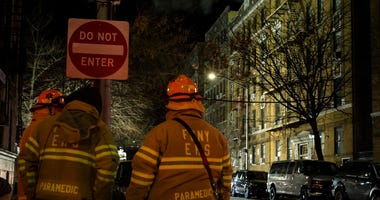 December 2017 Bronx Fire Prospect Avenue