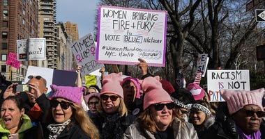 Women's March New York