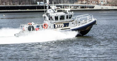 NYPD boat