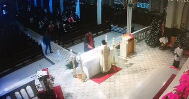 Greenpoint church desecration