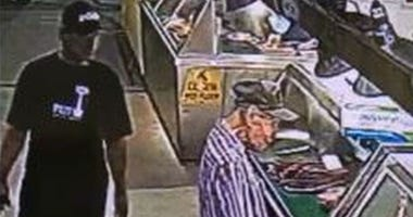 Elderly man robbed in Hawaii fish market
