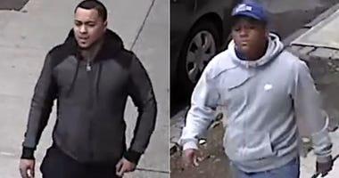 Bronx Home Invasion Suspects
