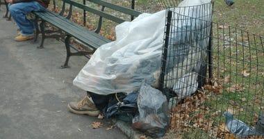 Homeless Getty
