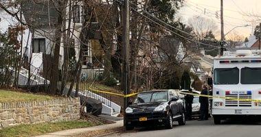 Yonkers shooting