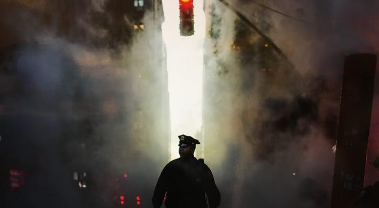 Mark Condren NYPD book