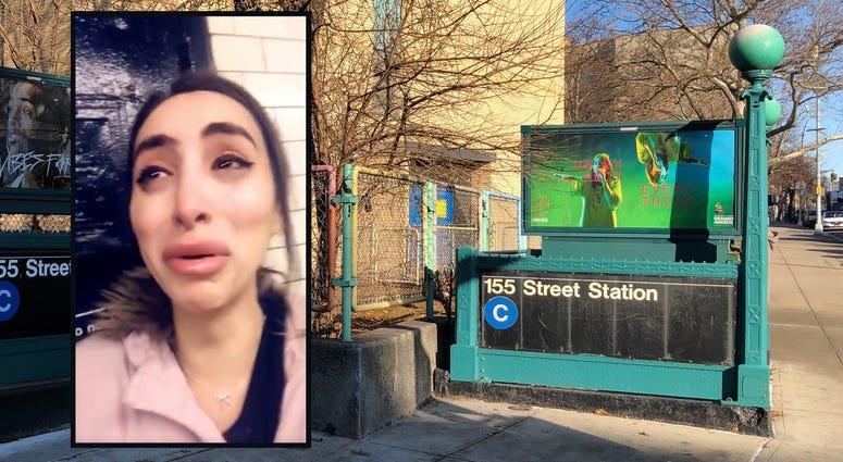 Transgender woman attacked