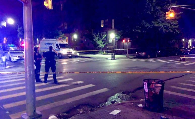 Crown Heights shooting