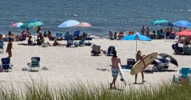 West Lido Beach