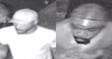 Brooklyn beating. robbery