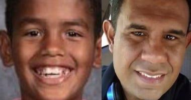 9 year-old-boy missing amber alert