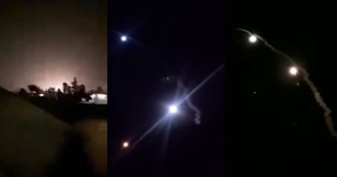 Iran missile strike
