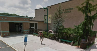 JP Stevens High School in Edison, NJ.