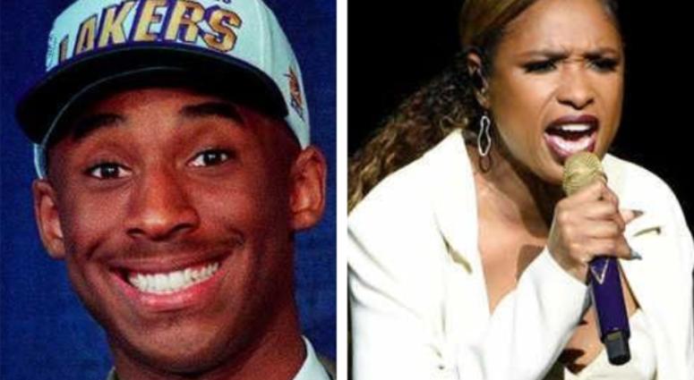 Jennifer Hudson performs Kobe Bryant tribute at NBA All-Star