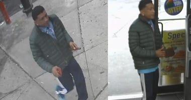 Suspect in Bronx child luring