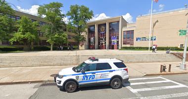Martin Van Buren High School in Queens