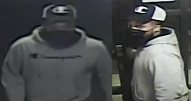 Manhattan sex attack surgical mask