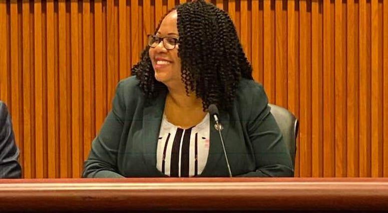 Assembly Member Mathylde Frontus