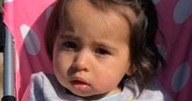 Missing Connecticut 1-year-old girl