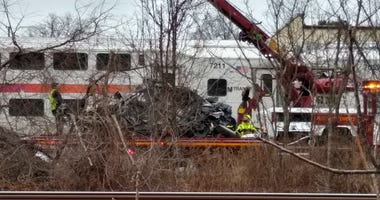 NJ Transit fatal crash