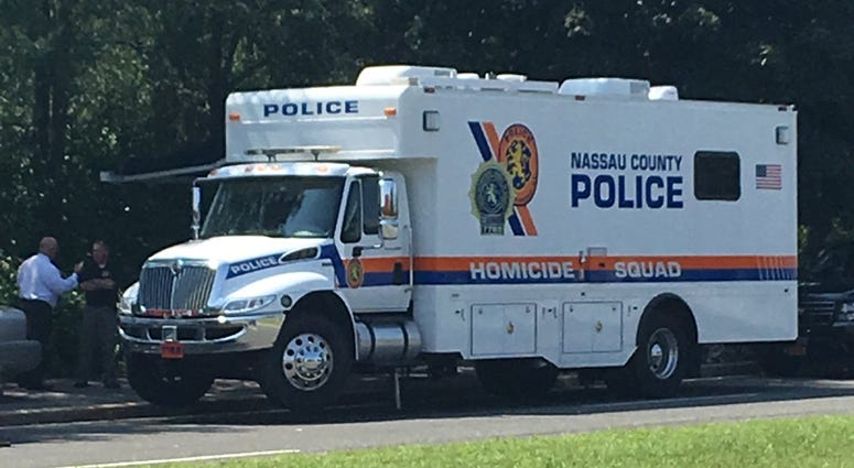 Nassau County police have found a body after a search in East Meadow.